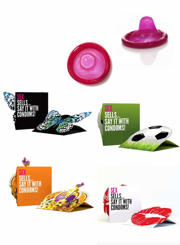 Grab a Gift - leverancier bedrukte custom condoomhoesjes
