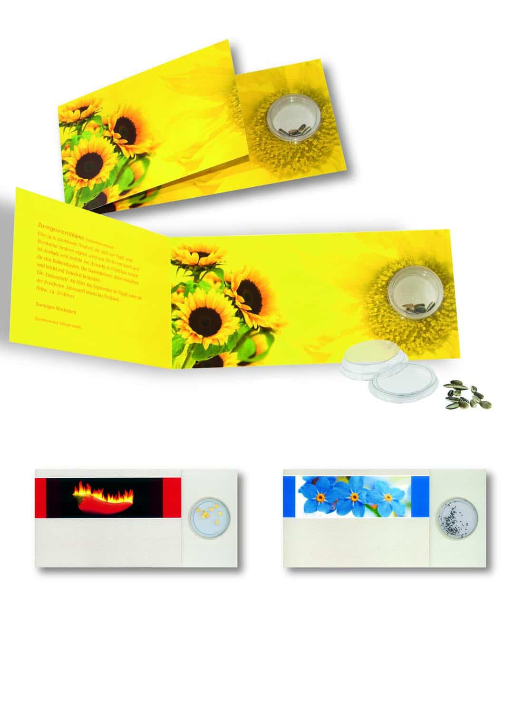 Grab a Gift - leverancier bedrukte seedcards