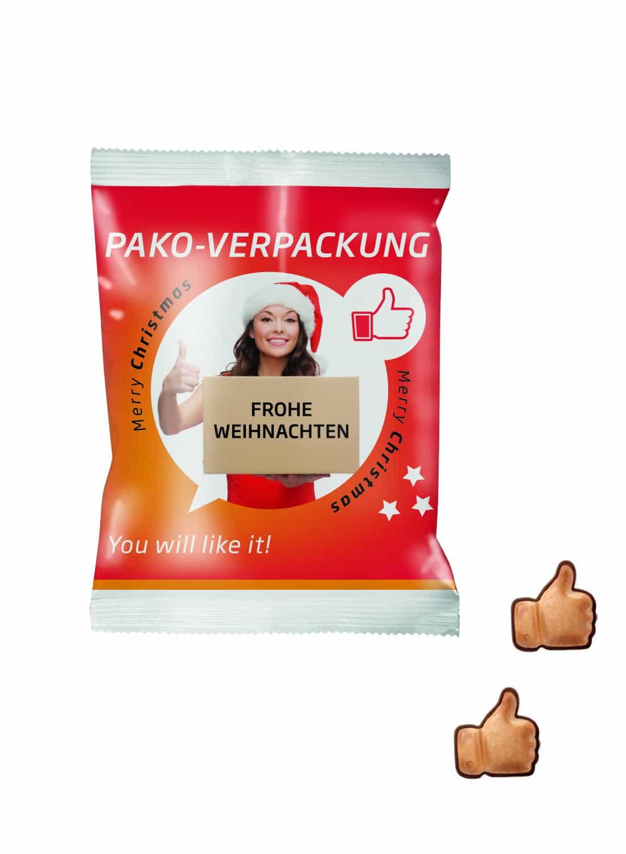 Grab a Gift - leverancier bedrukte zakjes met like koekjes