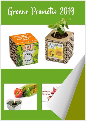 cover pagAGrab a Gift - Prijslijst Groene Promotieflip groene promotie