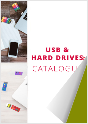 Grab a Gift - Relatiegeschenken catalogus 2020 USB Sticks en Hard Drives