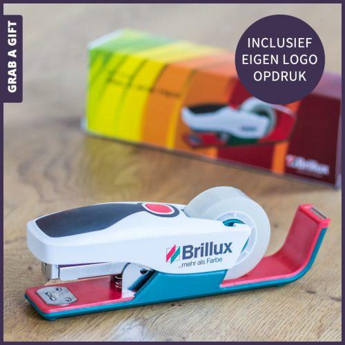 Grab a Gift - Tapler bedrukken met logo als relatiegeschenk